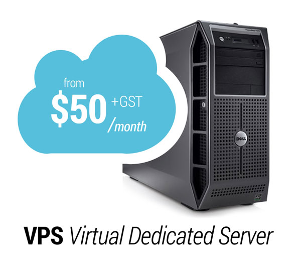 VPS Virtual Dedicated Server